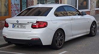 BMW 2 Series - BMW M235i coupé