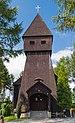 2014 Jastrzębie-Zdrój, Kościół św. Barbary i św. Józefa 01.jpg