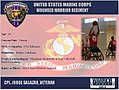 2014 Warrior Games Marine Team Athlete Profile 140926-M-DE387-029.jpg