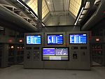 2015-04-09 06 14 17 Interior of the AirTrain Newark station at Terminal A of Newark Liberty International Airport, New Jersey.jpg