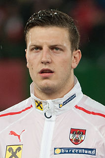 Kevin Wimmer Austrian association football player
