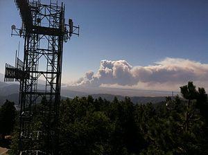InciWeb -  InciWeb photo of the 2015 North Fire in California
