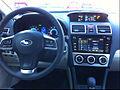 2015 Crosstrek Hybrid dash Stamford CT.jpg