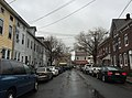 2016-02-23 13 35 10 View north along Jersey Street near Home Avenue in the Chestnut Park section of Trenton, New Jersey.jpg