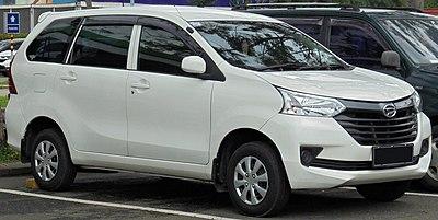 2016 Daihatsu Xenia 10 M F650RV First Facelift Indonesia