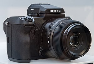 Fujifilm GFX 50S - The complete information and online sale with