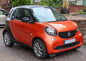 2016 Smart Fortwo Passion Automatic 1.0 Front.jpg