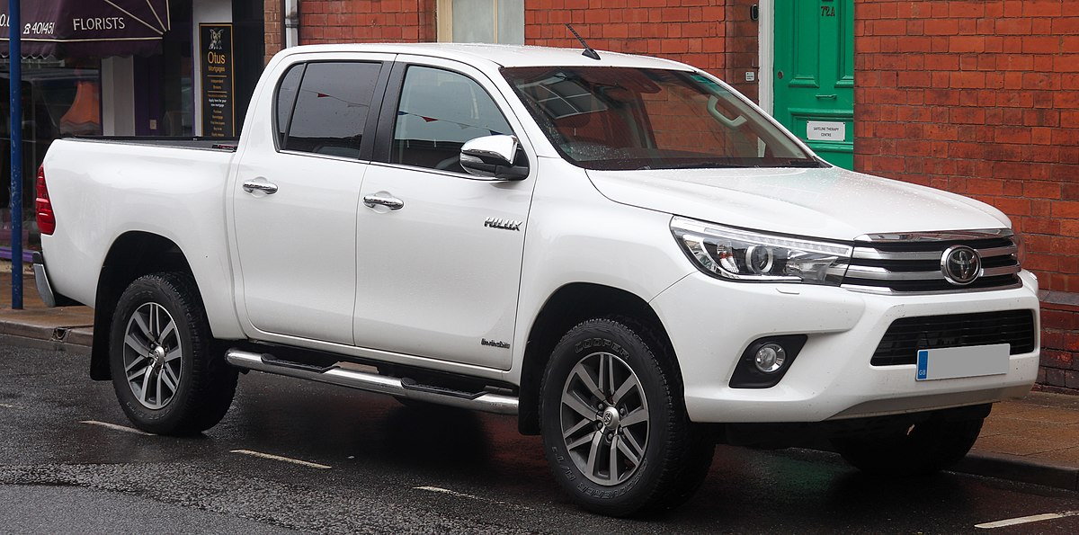 toyota hilux wikipedia. Black Bedroom Furniture Sets. Home Design Ideas