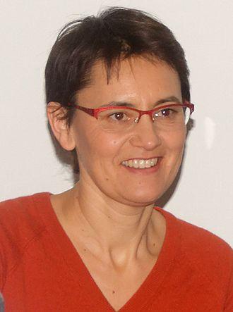 Nathalie Arthaud - Nathalie Arthaud, 11 February 2017