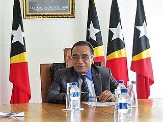 Francisco Guterres East Timorese politician