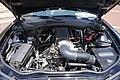 2017 Bois d'Arc Spring Car Show 20 (2010 Chevrolet Camaro engine).jpg
