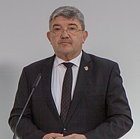 2018-11-30 Lorenz Caffier Pressekonferenz Innenministerkonferenz in Magdeburg-2378 (cropped).jpg