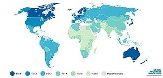 Social Progress Index - 2018 Social Progress Index
