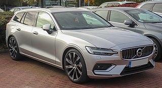 Volvo V60 Motor vehicle