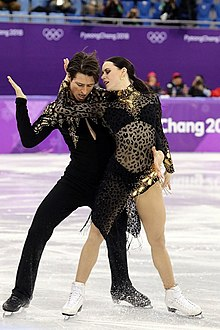 Dancing on ice stars dating short