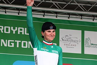 Elisa Longo Borghini Racing cyclist