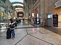 2019-03-04 Milano Centrale train station during coronavirus outbreak 01.jpg