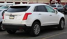 Cadillac XT5 - Wikipedia