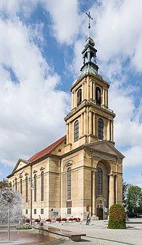 2019 Kościół Maryi Matki Kościoła w Dzierżoniowie 1.jpg