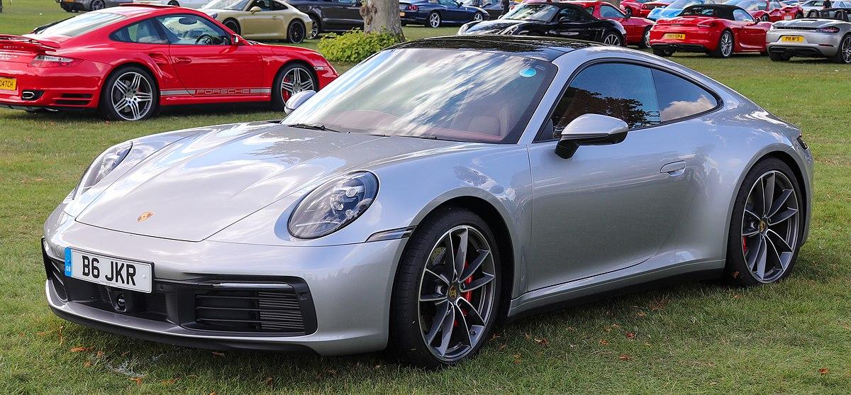 Porsche 992 Wikipedia