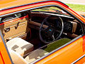 211 - September 1983 red Austin Metro 1.3 Automatic, interior.jpg