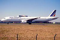 F-GTAK - A321 - Air France