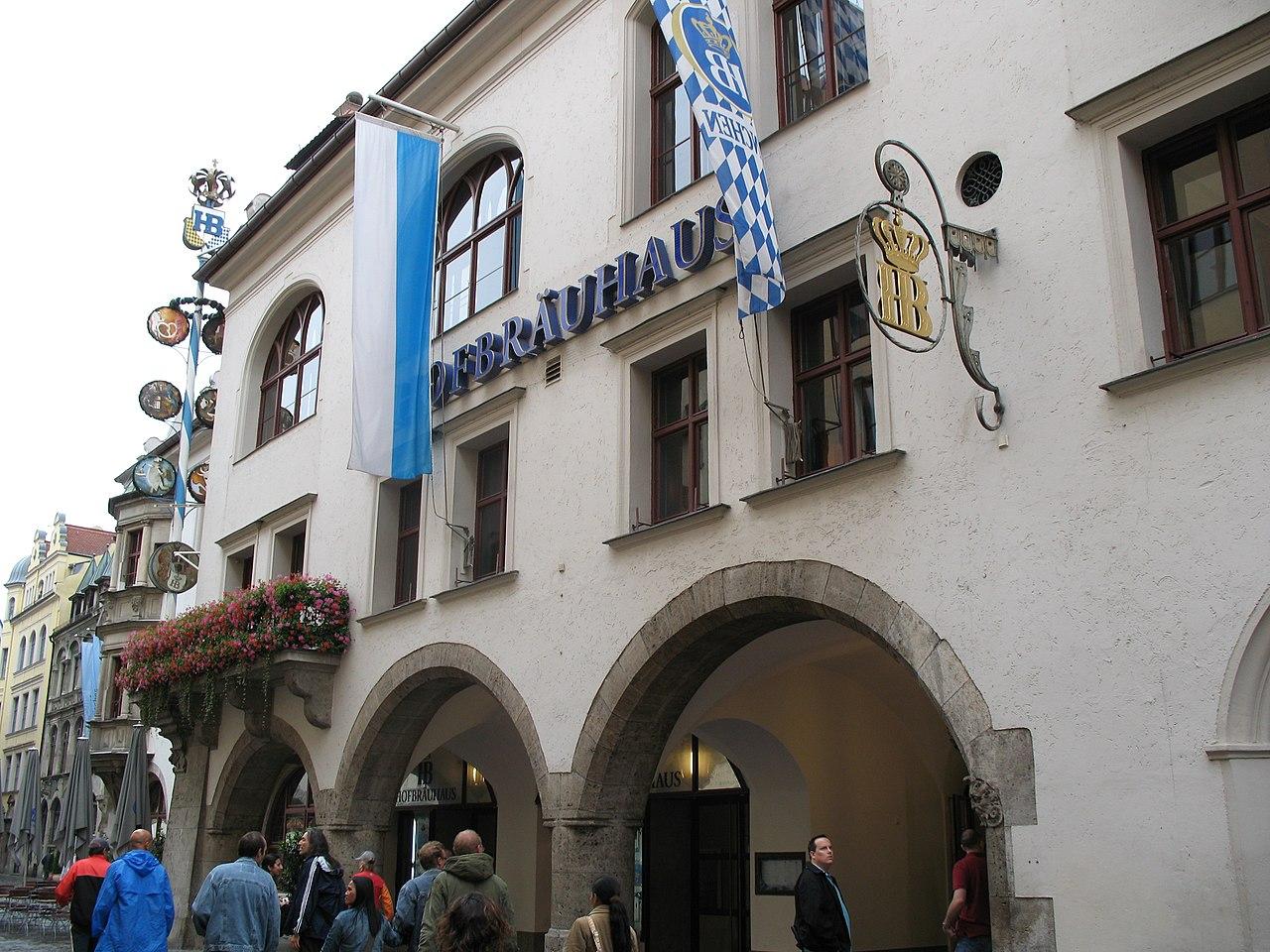 2359 - München - Hofbräuhaus.JPG