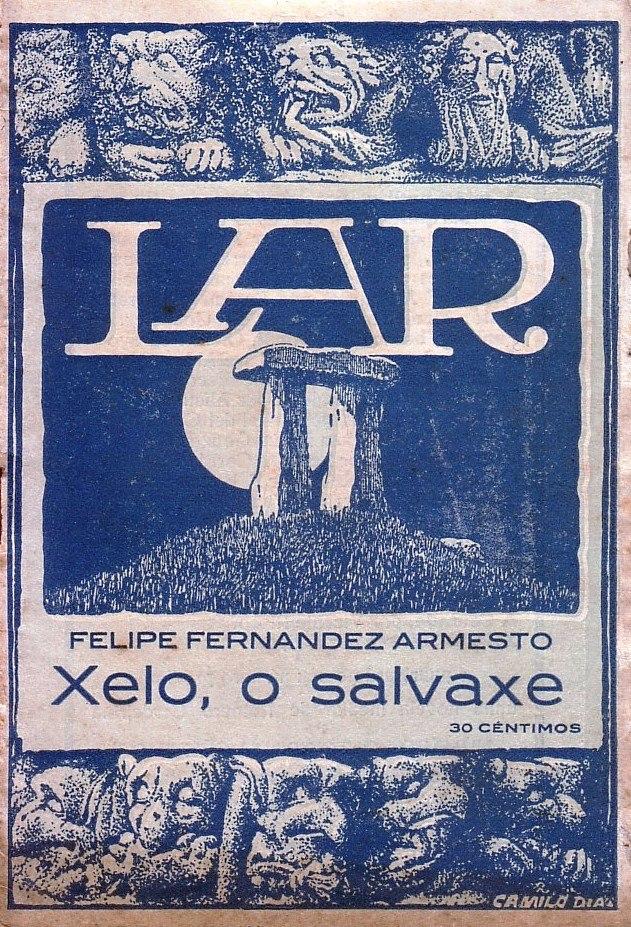 23 Xelo o salvaxe. Felipe Fernández Armesto. Lar. 1926