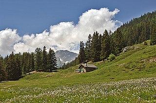 Crans-Montana Municipality in Switzerland in Valais