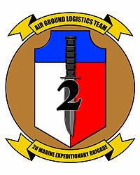2nd MEB insignia