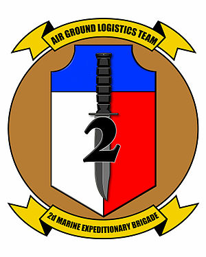 Marine expeditionary force - Image: 2nd MEB insignia