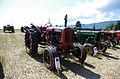 3ème Salon des tracteurs anciens - Moulin de Chiblins - 18082013 - Tracteur Nufield - 1965 - droite.jpg