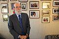 30-07-2009 Diputado Enrique Accorsi Opazo en su oficina. Plano medio, detrás fotografías colgadas en muro..JPG