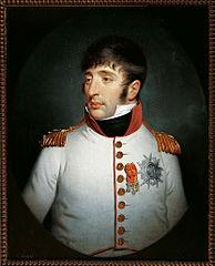 Portret van Lodewijk Napoleon, koning van Holland
