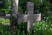rist Liiso Paargu haual