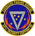 341 Security Support Sq emblem.png