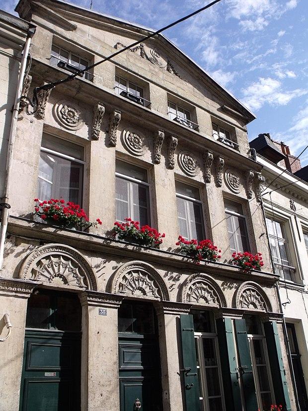 Monument historique à Valenciennes