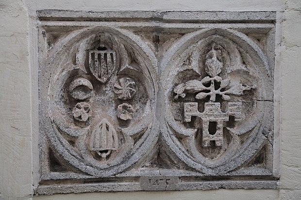 Monument historique à Frontignan