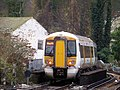 375 number 604 and 375830 Victoria to Dover Priory 2K16 at Rochester (23650083616).jpg