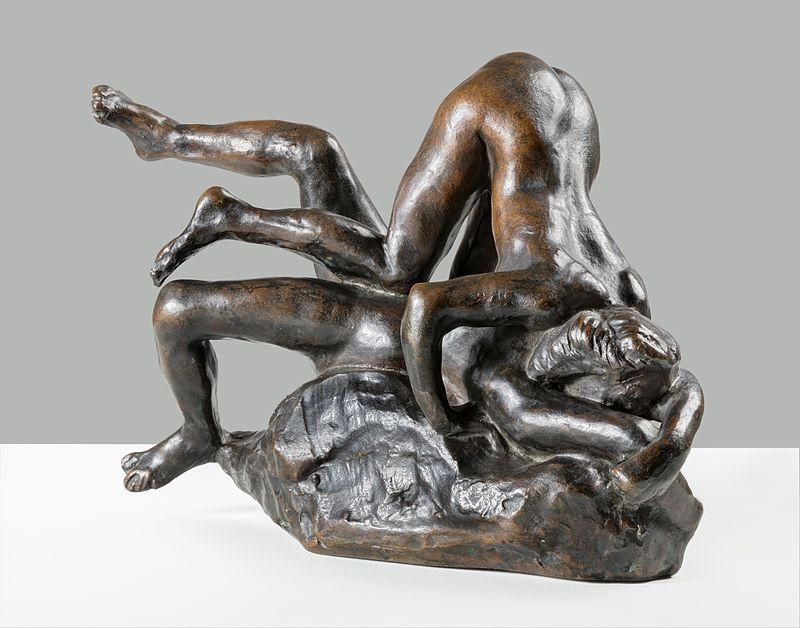 Auguste Rodin, Damned Women