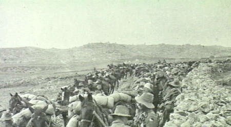 3rd Light Horse Palestine