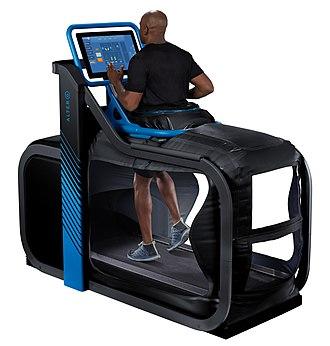 AlterG - Via 400X Anti-Gravity Treadmill