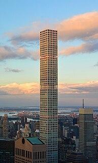 432 Park Avenue Residential skyscraper in Manhattan, New York