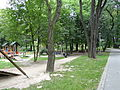 616135 pow krakowski gm Skawina Skawina park miejski 08.JPG