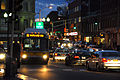 66 Bus in Harvard Square at night.jpg
