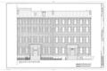 700-714 Spruce Street (Houses), Philadelphia, Philadelphia County, PA HABS PA,51-PHILA,321- (sheet 4 of 4).png