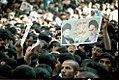 9th Death Anniversary of Ruhollah Khomeini at mausoleum - 4 June 1998 12.jpg