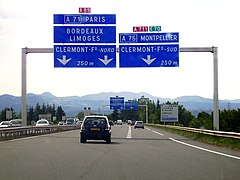 autoroute a89 france wikip dia. Black Bedroom Furniture Sets. Home Design Ideas