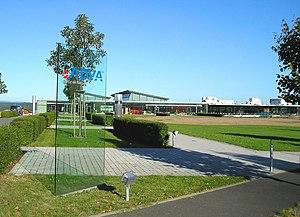 ADVA Optical Networking - The factory in Meiningen