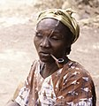 ASC Leiden - Coutinho Collection - C 27 - Life in Sara, Guinea-Bissau - Women cooking - 1974 (cropped).jpg